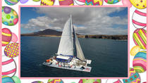 SPECIAL I Love Easter Catamaran Cruise to the Papagayo beaches, Lanzarote, Catamaran Cruises