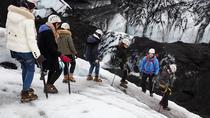 Glacier Walk on Solheimajokull Glacier, Vik, Climbing