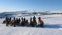 Snowmobiling Experience on Mýrdalsjökull Glacier, Vik, Ski & Snow