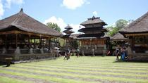 Full Day Bali Sightseeing : Traditional Village - Temples - Volcano, Ubud, Private Sightseeing Tours