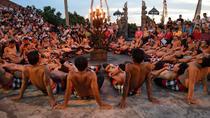 Uluwatu Sunset with Kecak Firedance and Beach-side BBQ Seafood Dinner, Ubud, Private Sightseeing...