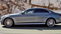 Private Transfer John F Kennedy Airport JFK to Manhattan in Business Class Car, New York City, ...