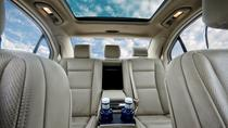 Amsterdam City Departure Private Transfer to Amsterdam Train Station in Luxury Car