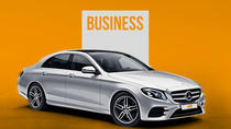 Berlin Train Station Arrival Private Transfer to Berlin City in Business Car, Berlin, Private...