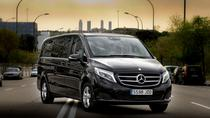 Departure Private Transfer Luxury Van San Sebastian City to Bilbao airport BIO, San Sebastian, ...