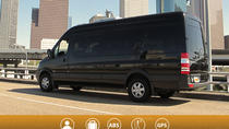 Departure Private Transfer Madrid, Toledo or Avila to Madrid MAD in a Minibus, Madrid, Airport &...