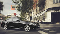 Luxembourg City Departure Private Transfer to Luxembourg LUX in Business Car, Luxembourg, Airport &...