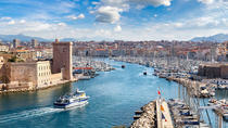 Marseille City Tour from Marseille Cruise Port or Hotel in Private Van, Marseille, Bus & Minivan ...