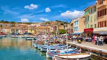 Mediterranean Villigages Tour from Marseille Cruise Port or Hotel in Private Van, Marseille, Bus &...