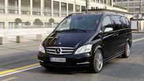 Munich City Departure Private Transfer to Munich Airport MUC in Luxury Van, Munich, Private...