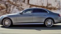 Nice Airport departure private transfer from Nice City in Business Car, Nice, Airport & Ground...