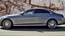 Private Business Car Transfer: Genoa city to GOA Airport or Savona or Portofino, Genoa, Airport &...