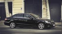 Private Business Car Transfer: Genoa Cruise Port to Genoa or Savona or Portofino, Genoa, Airport &...