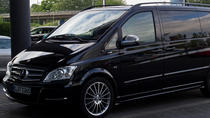 Private Departure Transfer in Luxury Van: From Paris to Charles de Gaulle Airport, Paris