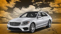 Private Luxury Car Departure Transfer: Saint Petesburg Hotel to Pulkovo Airport St Petersburg, St ...