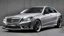 Stockholm City Departure Private Transfer to Stockholm Arlanda ARN Airport in Business Car, ...