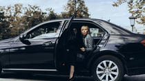 Stockholm Skavsta Airports NYO Arrival Private Transfer to Stockholm City in Business Car, ...