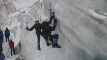 ICE CLIMBING FULL DAY, La Paz, Climbing