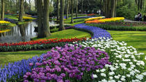 Day Trip to Keukenhof Gardens with Optional Visit to A'DAM Lookout Tower from Amsterdam, Amsterdam, ...
