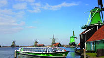 Dutch Countryside Hop-On Hop-Off Bus Tour from Amsterdam and Zaanse Schans cruise, Amsterdam,...