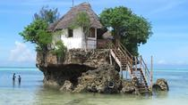 The Rock Restaurant & Blue Lagoon Half Day Tour in Zanzibar, Zanzibar City, Private Sightseeing ...