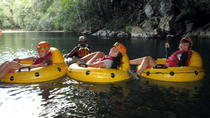 Cave Tubing and Hiking From Belize City, Belize City, Tubing