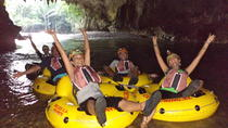 Cave Tubing and Zipline From Belize City, Belize City, Tubing