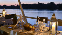 Dinner Cruise on the Zambezi River, Victoriawatervallen