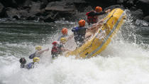 White Water Rafting in Victoria Falls, Victoria Falls, White Water Rafting