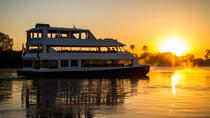 Zambezi River Sunset Cruise from Victoria Falls, Victoriafallen