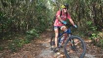 Beginners Mountain Biking Mayan Jungle Tour and Cenote Swimming, Playa del Carmen, Bike & Mountain...