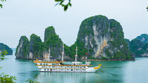Dragon Legend Overnight Halong Bay Cruise with Hanoi Pickup, Hanoi, Day Cruises
