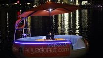 Noosa Aqua Donut BBQ Boat Hire, Noosa & Sunshine Coast, Boat Rental