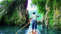 Blue Lagoon, Monkey Island and Rio Grande Rafting Tour, Kingston, Day Trips