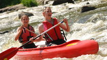 Easy Canoe Mission to Sazava River Prague Small Group Day Trip, Prague, Kayaking & Canoeing