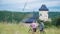 Scenic Karlstejn Castle Bike Small-Group Day Trip from Prague, Prague, Air Tours
