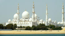 Full-Day Trip from Dubai: Abu Dhabi City, Dubai, Shopping Tours