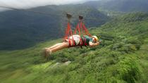 Canopy Tour with Superman and Tarzan Swing in La Fortuna, La Fortuna, Ziplines