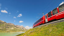 Bernina Express Great Train Journey from St. Moritz to Tirano , St Moritz, Rail Tours