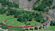 Bernina Express Scenic Train Journey from Chur, Chur, Rail Tours