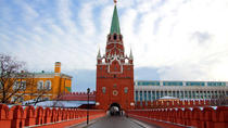 3 Hour Kremlin Tour with Local Private Guide, Moscow