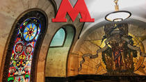 Private Moscow Metro Tour: explore the underground palaces, Moscow, Underground Tours