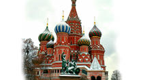 Private Walking Tour: Moscow at First Sight, Moscow, Cultural Tours