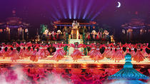 9-Course Tang Dynasty Dinner and Show at Huaqing Palace in Xian, 西安