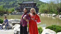 Brush Calligraphy and Tang Costume Experience at Huaqing Palace in Xian, Xian, Cultural Tours