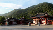 Huaqing Palace and Hot Springs, Sian