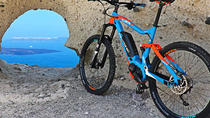 Santorini eBike Sunset Tour, Santorini, Bike & Mountain Bike Tours
