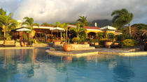 Palms Court Gardens and Restaurant Day Pass, St Kitts
