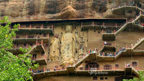 4-Day Private Trip to Maiji Mountain Grottoes, Fuxi Temple, Dadiwan from Tianshui, Tianshui, ...