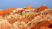 Private Hiking Tour: Binggou Danxia and Zhangye Danxia Geopark from Zhangye, Zhangye, Hiking & ...